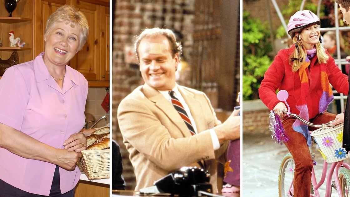Kuka legendaarinen tv-sarjan hahmo olet? Testaa ja katso,...